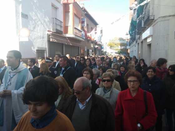 14Procesion de la Inmaculada en Herencia 2015 560x420 - Fotografías y vídeos de las fiestas de la Inmaculada Concepción