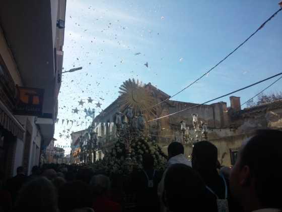 16Procesion de la Inmaculada en Herencia 2015 560x420 - Fotografías y vídeos de las fiestas de la Inmaculada Concepción