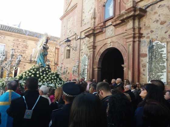 28Procesion de la Inmaculada en Herencia 2015 560x420 - Fotografías y vídeos de las fiestas de la Inmaculada Concepción