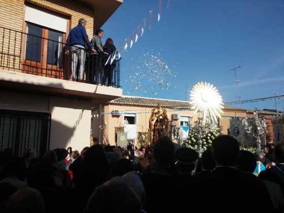 48Procesion de la Inmaculada en Herencia 2015 560x420 - Fotografías y vídeos de las fiestas de la Inmaculada Concepción
