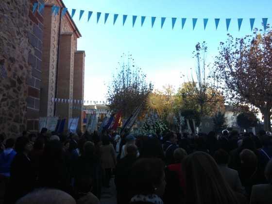 57Procesion de la Inmaculada en Herencia 2015 560x420 - Fotografías y vídeos de las fiestas de la Inmaculada Concepción