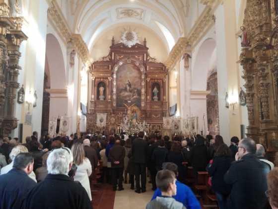 71Procesion de la Inmaculada en Herencia 2015 560x420 - Fotografías y vídeos de las fiestas de la Inmaculada Concepción