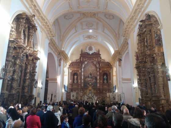73Procesion de la Inmaculada en Herencia 2015 560x420 - Fotografías y vídeos de las fiestas de la Inmaculada Concepción