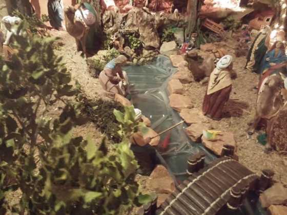 Belen Ascension Diaz Raseron05 560x420 - Muestra de belenes populares de Herencia. Fotogalería