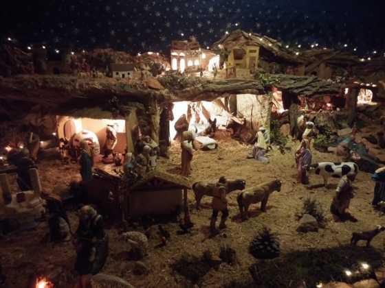 Muestra de belenes populares de Herencia. Fotogalería 75