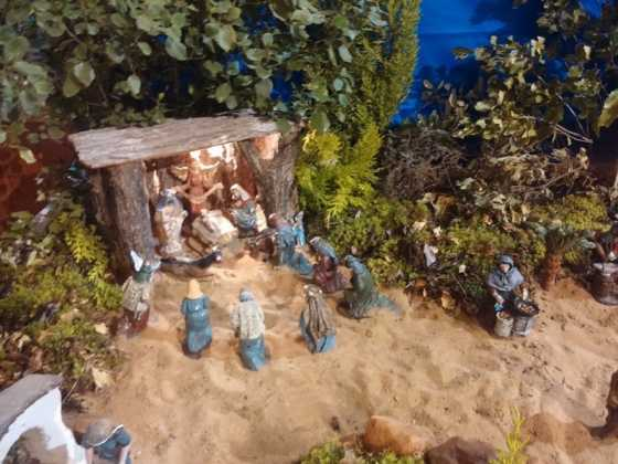 Muestra de belenes populares de Herencia. Fotogalería 55