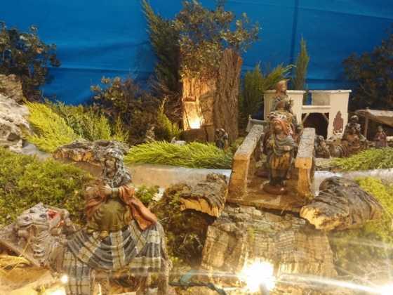 Muestra de belenes populares de Herencia. Fotogalería 58