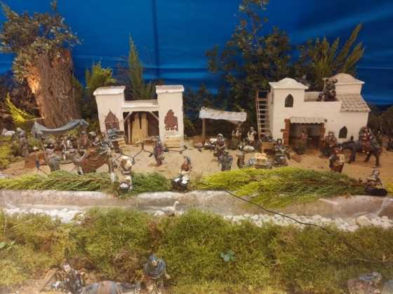 Muestra de belenes populares de Herencia. Fotogalería 65