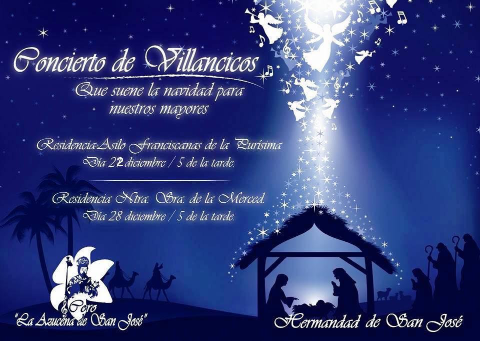 Concierto de villancicos del coro de San José 1