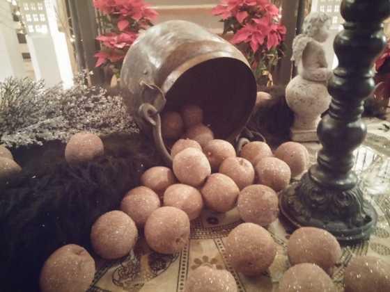 Fotogalería de la exposición de decoración Bodegones de Navidad 2