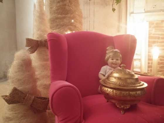 Exposicion de Navidad Decoracion de Interiores de Herencia07 560x420 - Fotogalería de la exposición de decoración Bodegones de Navidad