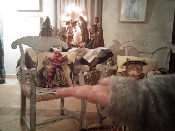 Fotogalería de la exposición de decoración Bodegones de Navidad 15
