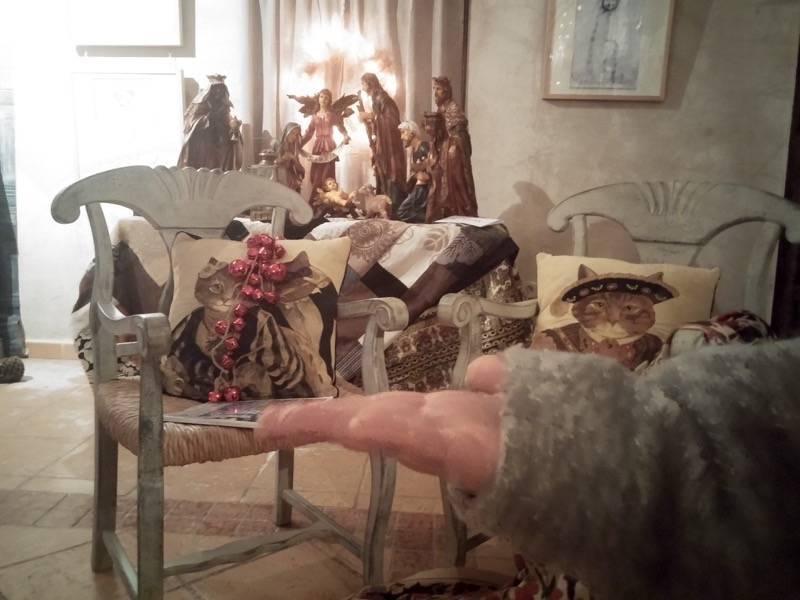 Exposicion de Navidad Decoracion de Interiores de Herencia20 - Fotogalería de la exposición de decoración Bodegones de Navidad