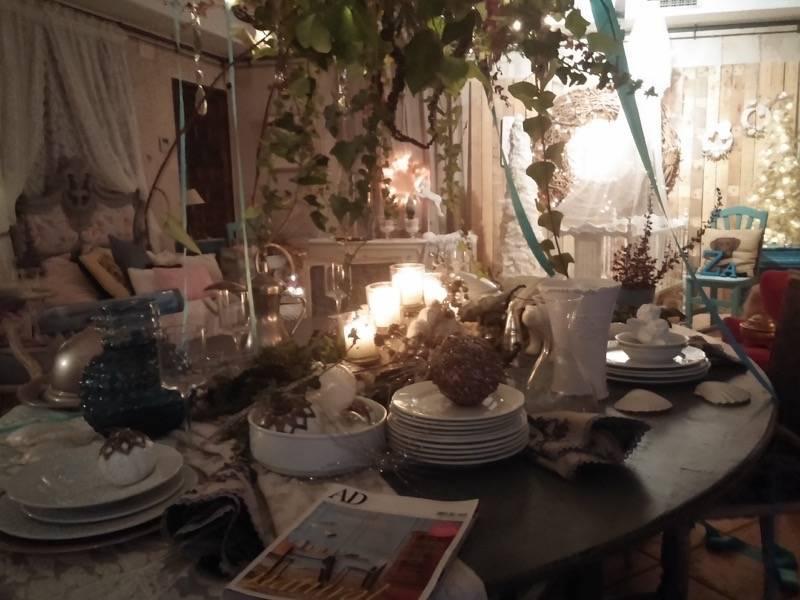 Exposicion de Navidad Decoracion de Interiores de Herencia22 - Fotogalería de la exposición de decoración Bodegones de Navidad