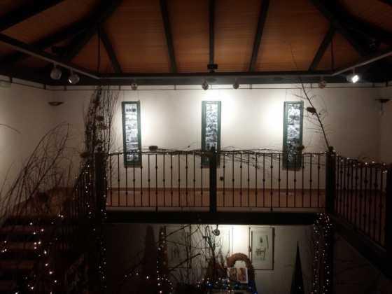 Exposicion de Navidad Decoracion de Interiores de Herencia30 560x420 - Fotogalería de la exposición de decoración Bodegones de Navidad