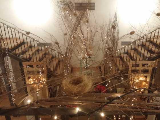 Exposicion de Navidad Decoracion de Interiores de Herencia39 560x420 - Fotogalería de la exposición de decoración Bodegones de Navidad