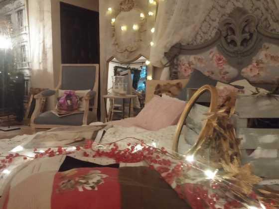 Exposicion de Navidad Decoracion de Interiores de Herencia48 560x420 - Fotogalería de la exposición de decoración Bodegones de Navidad