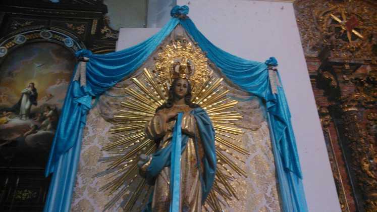 Inmaculada Concepcion de Herencia2 747x420 - Fotografías y vídeos de las fiestas de la Inmaculada Concepción