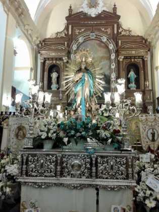Primera Ofrenda Floral a la Inmaculada Concepcion4 fotografía de Manuel Martin Villar 315x420 - Fotografías y vídeos de las fiestas de la Inmaculada Concepción