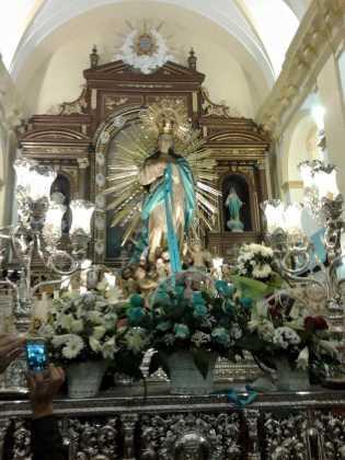 Primera Ofrenda Floral a la Inmaculada Concepcion fotografía de Manuel Martin Villar 315x420 - Fotografías y vídeos de las fiestas de la Inmaculada Concepción