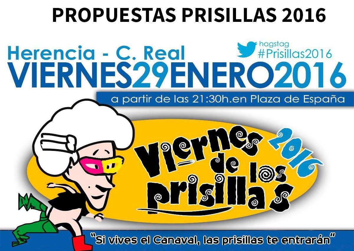 Prisillas 2016 - Imposibles y Jarra y Pedal buscan candidatos al Prisillas 2016