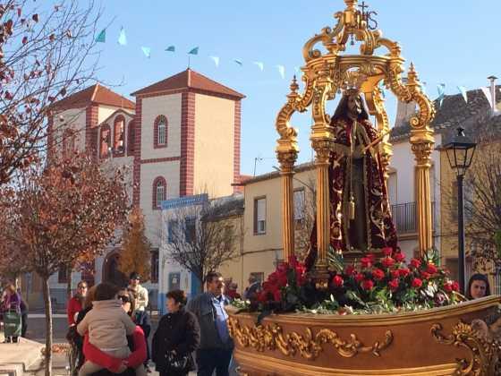 Procesion de la Inmaculada4 Fotografia de Jose Angel Fdez Caballero 560x420 - Fotografías y vídeos de las fiestas de la Inmaculada Concepción