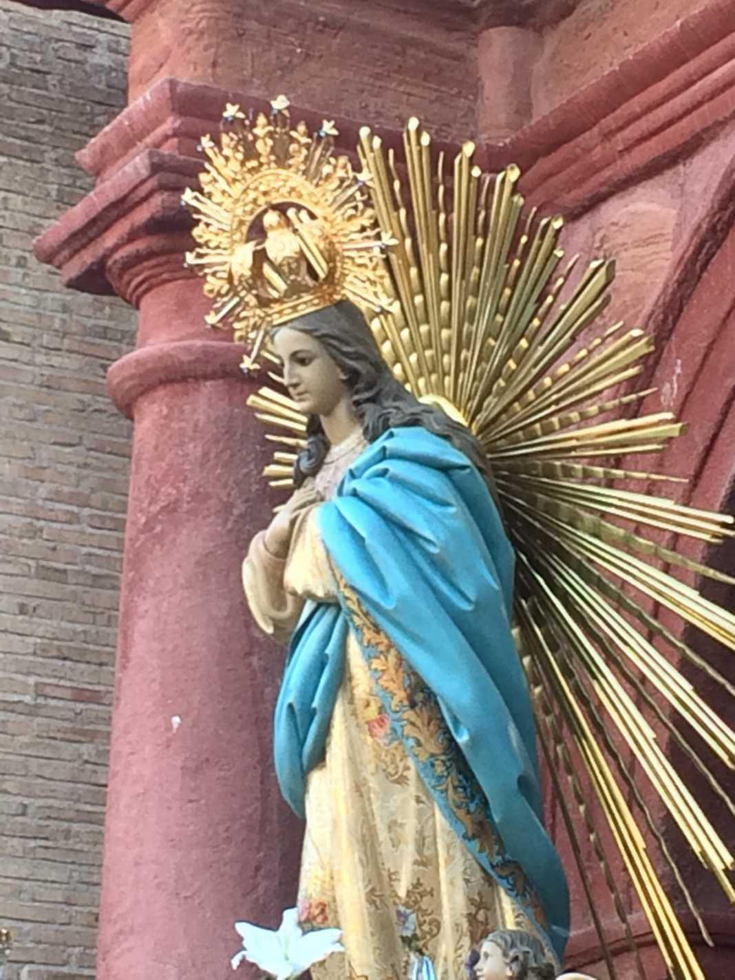 Elecciones en la hermandad de la Inmaculada Concepción 1