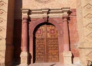 Puerta del Sol de la parroquia de Herencia_foto de Antonio Carmona Marquez