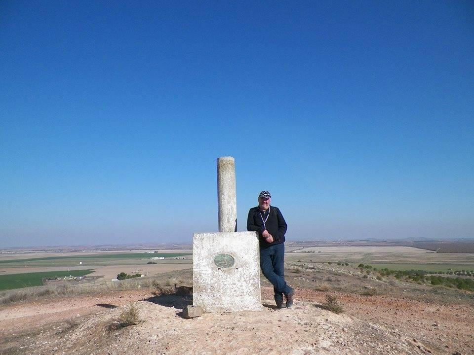 Vista desde la sierra de la Horca de Herencia foto de Antonio Carmona Marquez - Herencia desde su Rendija