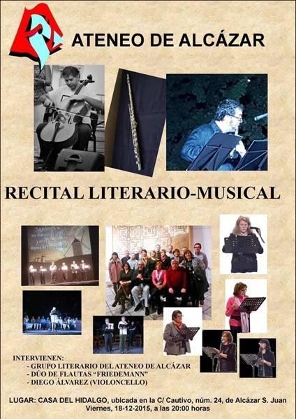 Luis Miguel Abengoza tocará en la Casa del Hidalgo de Alcázar 1