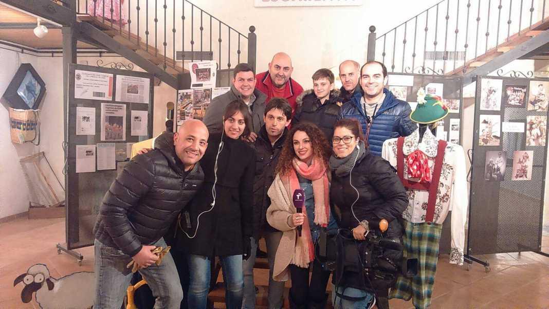 Los Pelendengues por su XX aniversario en TV La Mancha 1