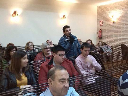 Asamblea de seguimiento de a gestion municipal en Herencia
