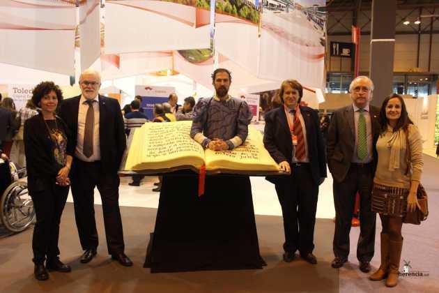 Ciudad Real triunfa en FITUR 2016 con sus propuestas turísticas y gastronómicas 5