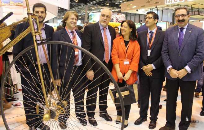 Ciudad Real triunfa en FITUR 2016 con sus propuestas turísticas y gastronómicas 1
