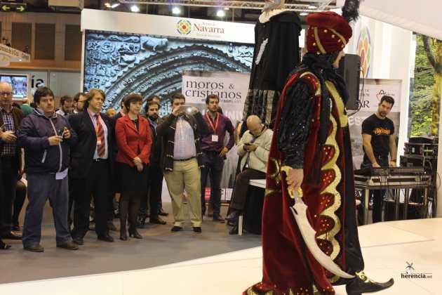 Dia de Ciudad Real en FITUR 3 630x420 - Ciudad Real triunfa en FITUR 2016 con sus propuestas turísticas y gastronómicas