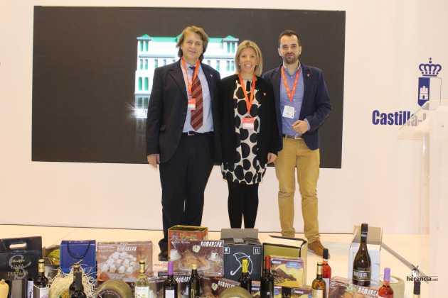 Dia de Ciudad Real en FITUR 4 630x420 - Ciudad Real triunfa en FITUR 2016 con sus propuestas turísticas y gastronómicas