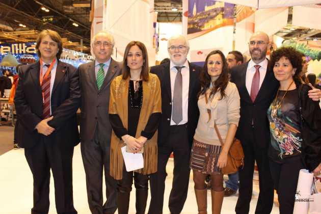 Ciudad Real triunfa en FITUR 2016 con sus propuestas turísticas y gastronómicas 4