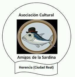 Logotipo Asociacion cultural Amigos de la Sardina - Nace la Asociación de Amigos de la Sardina en Herencia