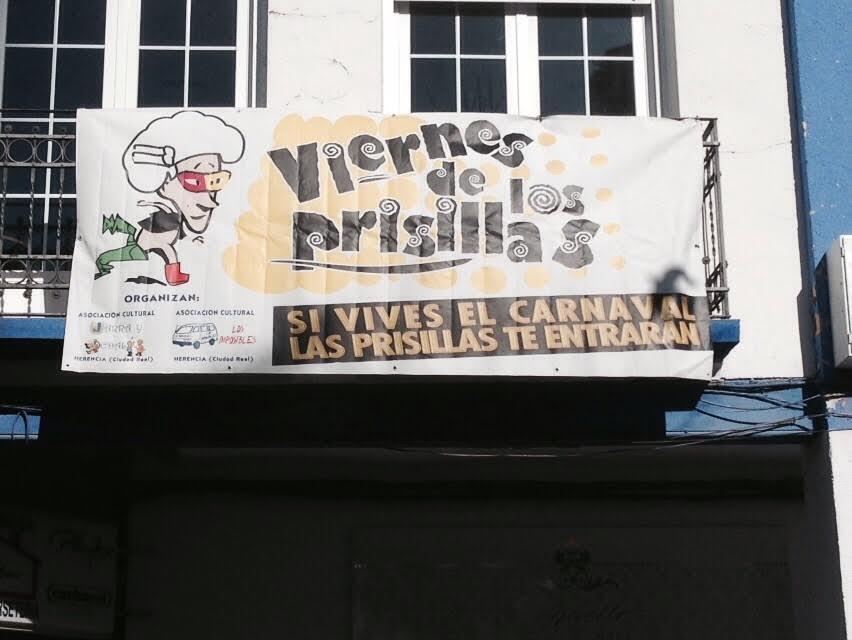Viernes de los Prisillas - Todo preparado para celebrar el Viernes de los Prisillas 2016