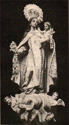 Virgen de las Mercedes. Antigua - Conmemorando el paso de la Rica Mozona a la Hermosona