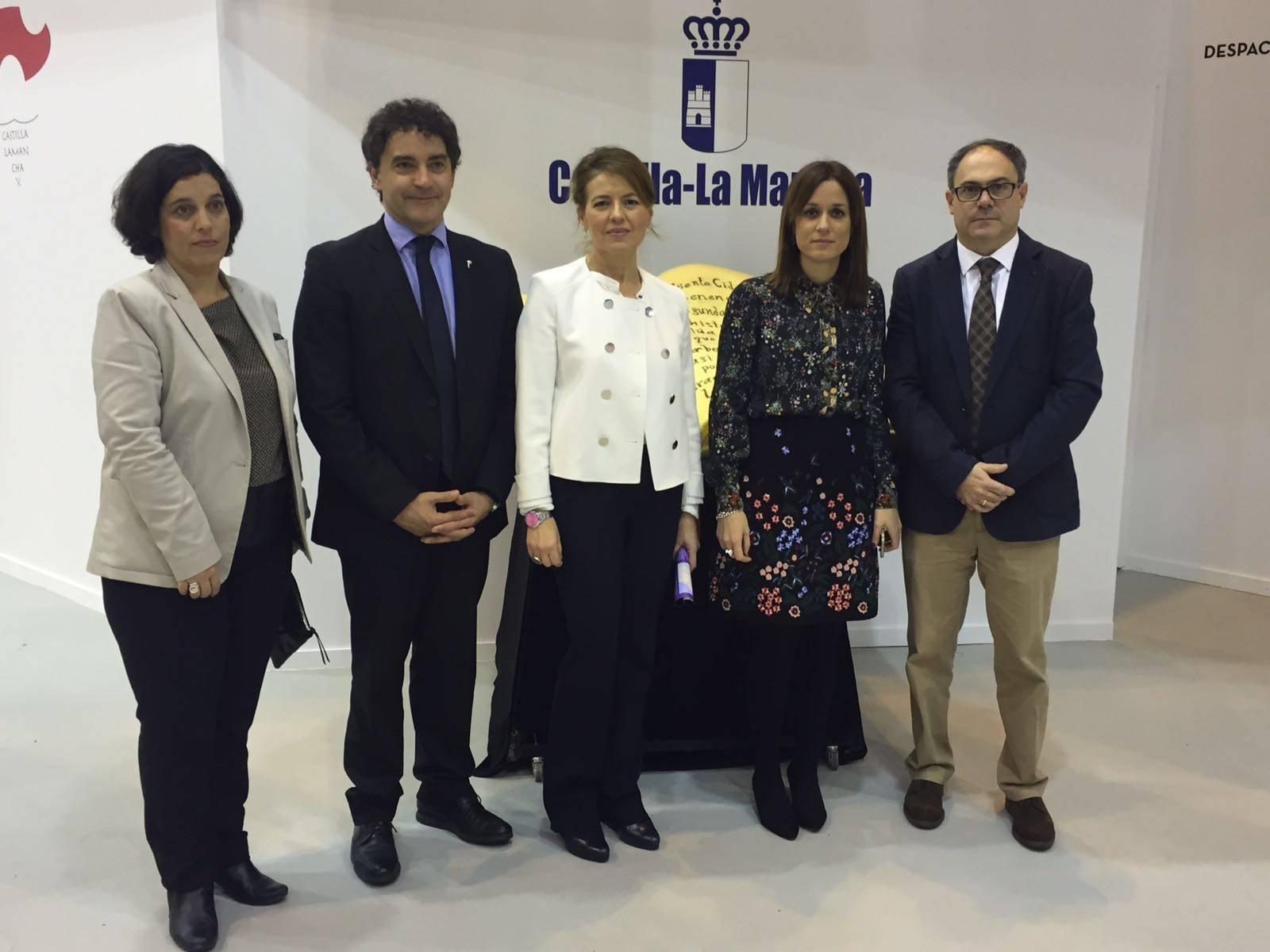 acuerdo castilla lamancha y valencia para turismo
