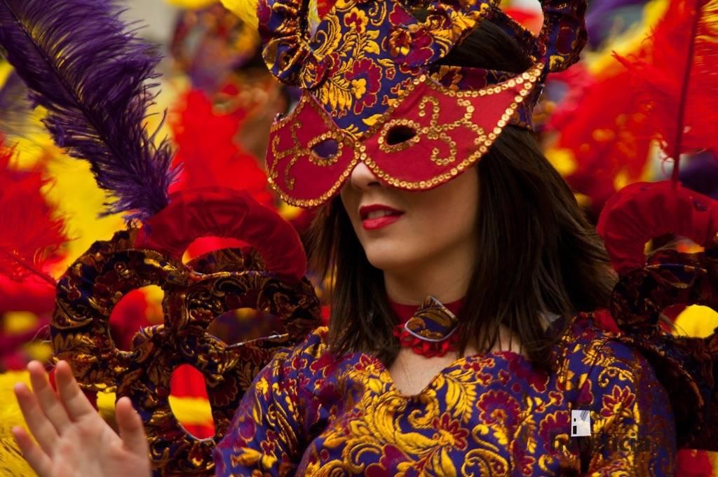 carnaval de herencia foto de mascara de david carrero - Vota por el mejor carnaval de Castilla-La Mancha