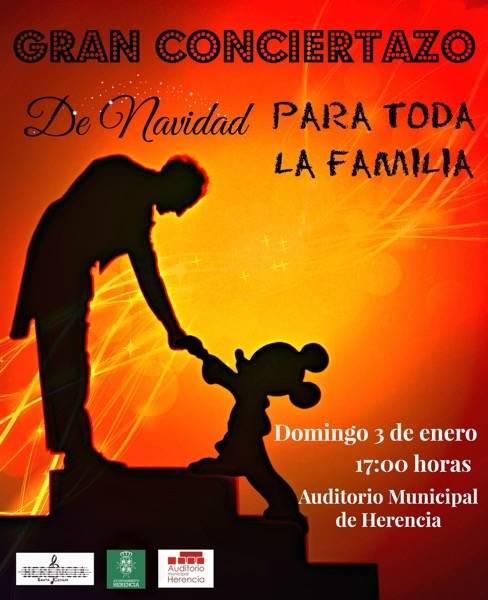 Concierto de Navidad de la agrupación musical Santa Cecilia 1