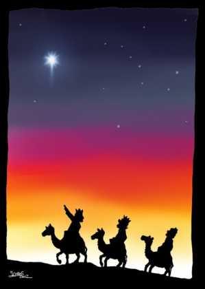 Postales navideñas de Jesús Cobos Abengoza 10