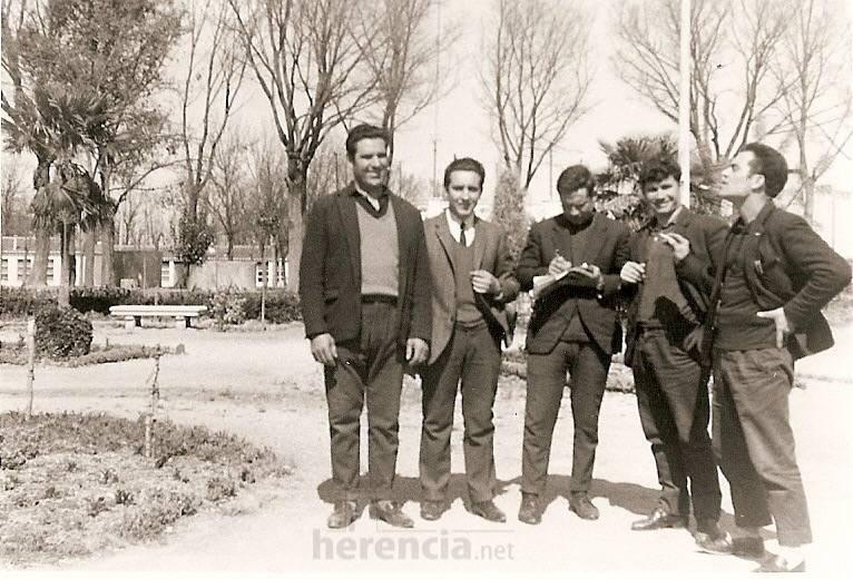 herencia feria 1970 - Fotografías antiguas de Herencia: Feria y Fiestas años 60 y 70