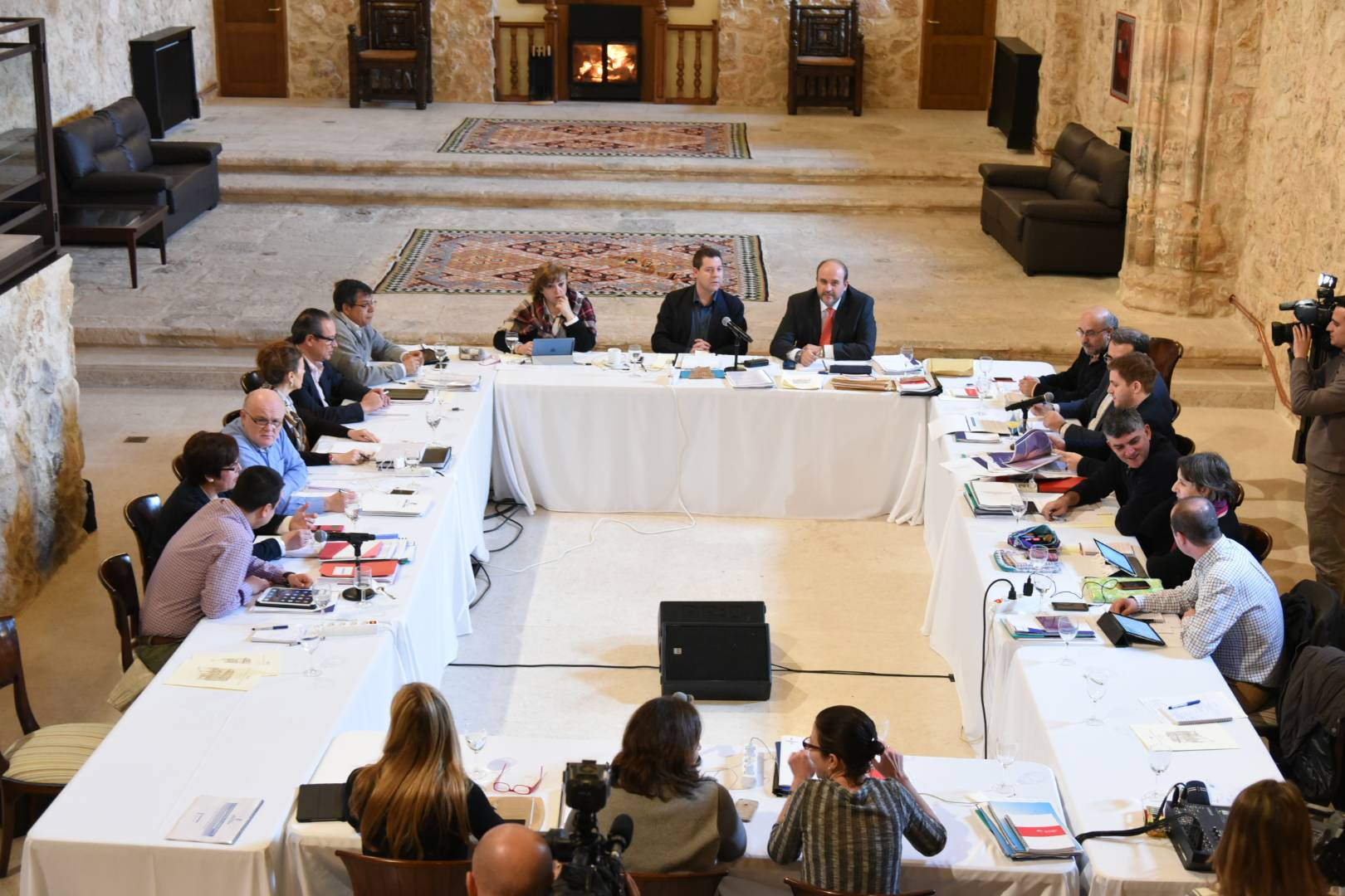 mesa de restructuracion de transporte de viajeros en region