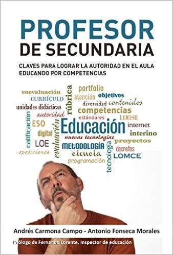 Presentación en Herencia del libro Profesor de Secundaria 1