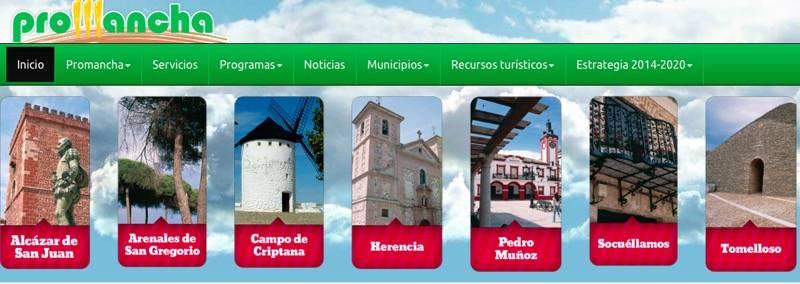 promancha - Promancha trabaja en una nueva estrategia de desarrollo comarcal