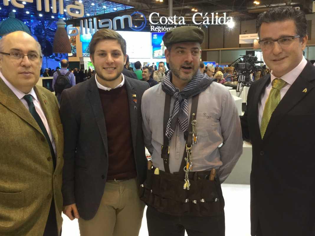 La Junta pide a Europa la protección de la artesanía de nuestra región 1