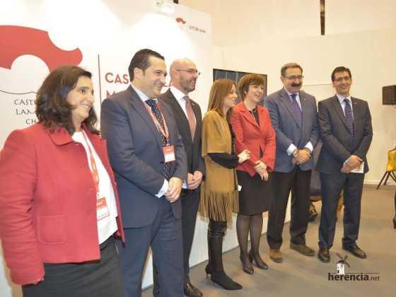 Todos juntos trabajando por el turismo de nuestra región en FITUR 4